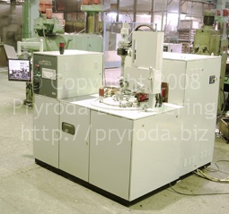 Omega-M300, Kyropoulos sapphire growing furnace